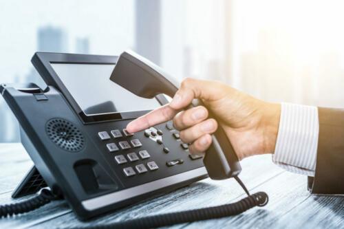 Telefonanschluss